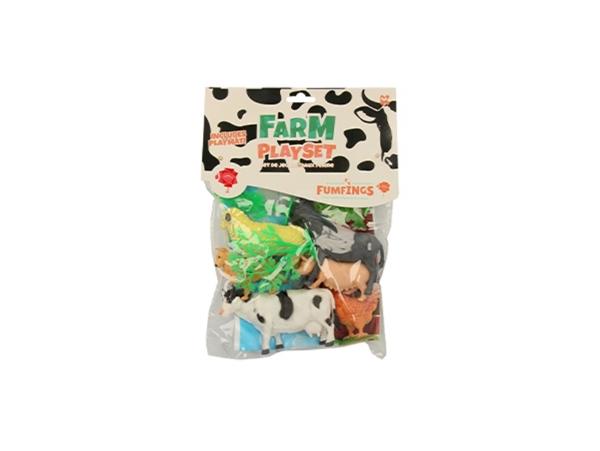 Acheter Set de figurines géantes - Les animaux de la ferme - Keycraft - 8,49€ en ligne sur La Petite Epicerie - 100% Loisirs...