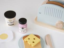 Acheter Set grille-pain en bois - Little Dutch - 22,99€ en ligne sur La Petite Epicerie - Loisirs créatifs