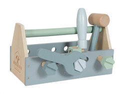 Acheter Boîte à outils en bois - Little Dutch - 22,99€ en ligne sur La Petite Epicerie - 100% Loisirs créatifs