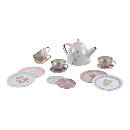 Acheter Service à thé en métal - Little Dutch - 16,99€ en ligne sur La Petite Epicerie - 100% Loisirs créatifs
