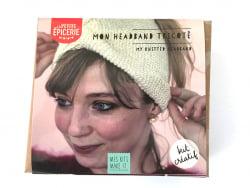 Acheter KIT MKMI - Mon headband tricoté - 16,99€ en ligne sur La Petite Epicerie - 100% Loisirs créatifs