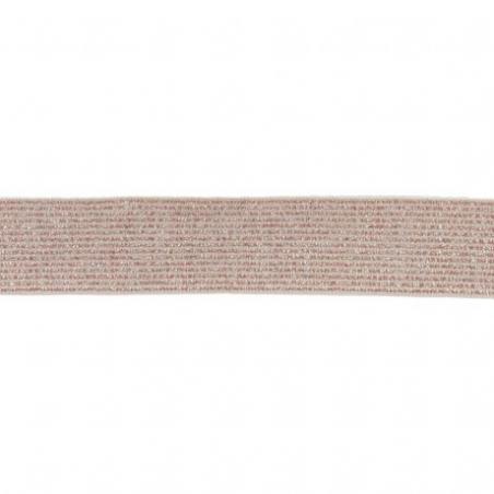 Acheter Elastique Lurex rose 20 mm - 4,89€ en ligne sur La Petite Epicerie - Loisirs créatifs