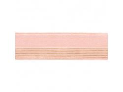 Acheter Bordure élastique rose rayé lurex 17 mm - 2,69€ en ligne sur La Petite Epicerie - Loisirs créatifs