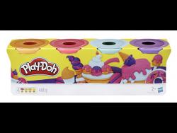 Acheter 4 pots de pâte à modeler - couleurs sorbet - Play Doh - 6,99€ en ligne sur La Petite Epicerie - 100% Loisirs créatifs