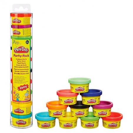 Acheter Tube de 10 mini pots de pâte à modeler - party pack turm - Play Doh - 8,99€ en ligne sur La Petite Epicerie - Loisir...