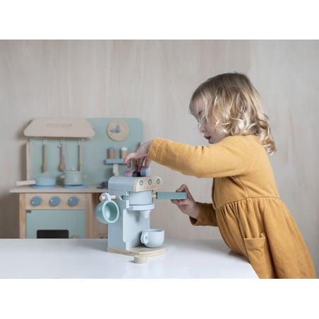Acheter Jouet Cafetière en bois - Little Dutch - 22,99€ en ligne sur La Petite Epicerie - 100% Loisirs créatifs