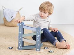 Acheter Circuit en bois - bleu - Little Dutch - 24,99€ en ligne sur La Petite Epicerie - Loisirs créatifs