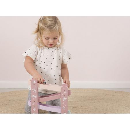 Acheter Circuit en bois - rose - Little Dutch - 24,99€ en ligne sur La Petite Epicerie - Loisirs créatifs