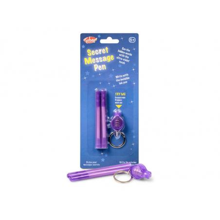 Acheter Lot de 2 stylos à encre invisible + lampe UV - 7,99€ en ligne sur La Petite Epicerie - 100% Loisirs créatifs