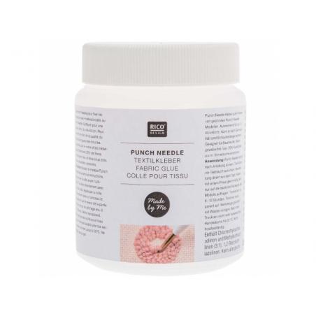 Acheter Colle pour Tissu 250g - Punch Needle - Rico Design - 12,19€ en ligne sur La Petite Epicerie - 100% Loisirs créatifs