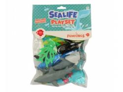 Acheter Set de figurines géantes - Les animaux des fonds marins - Keycraft - 8,49€ en ligne sur La Petite Epicerie - Loisirs...