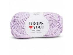 Acheter Drops loves you 8 - Coton - 17 lilas clair - 1,05€ en ligne sur La Petite Epicerie - 100% Loisirs créatifs