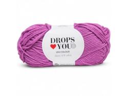 Acheter Drops loves you 8 - Coton - 15 bruyère - 1,05€ en ligne sur La Petite Epicerie - Loisirs créatifs