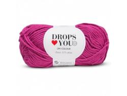 Acheter Drops loves you 8 - Coton - 14 framboise - 1,05€ en ligne sur La Petite Epicerie - Loisirs créatifs