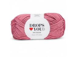 Acheter Drops loves you 8 - Coton - 18 vieux rose - 1,05€ en ligne sur La Petite Epicerie - 100% Loisirs créatifs