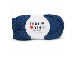 Acheter Drops loves you 8 - Coton - 08 bleu marine - 1,05€ en ligne sur La Petite Epicerie - Loisirs créatifs