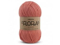 Acheter Laine Drops - Flora - 20 pêche - 2,29€ en ligne sur La Petite Epicerie - Loisirs créatifs