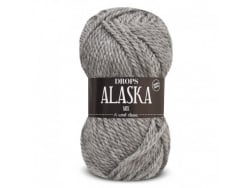 Acheter Laine Drops - Alaska 04 - gris - 2,30€ en ligne sur La Petite Epicerie - Loisirs créatifs