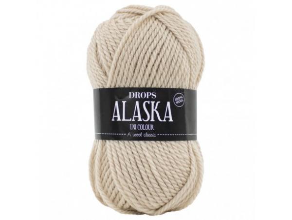 Acheter Laine Drops - Alaska 61 - blé - 2,30€ en ligne sur La Petite Epicerie - Loisirs créatifs