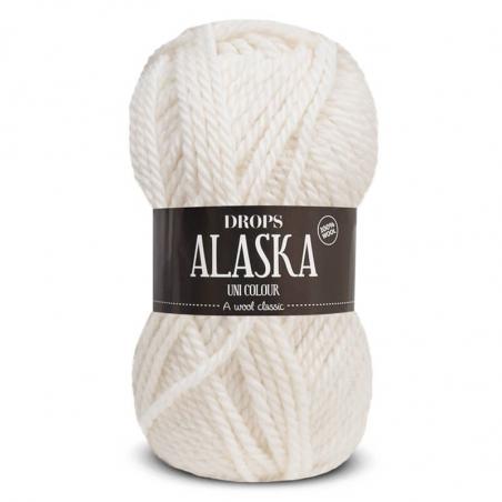 Acheter Laine Drops - Alaska 02 - naturel - 2,30€ en ligne sur La Petite Epicerie - Loisirs créatifs