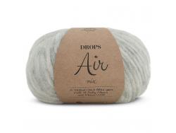 Acheter Laine Drops - Air - 03 gris perle - 5,60€ en ligne sur La Petite Epicerie - Loisirs créatifs