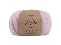 Acheter Laine Drops - Air - 08 rose clair (mix) - 5,60€ en ligne sur La Petite Epicerie - Loisirs créatifs