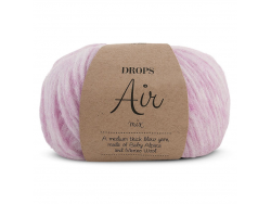 Acheter Laine Drops - Air - 08 rose clair - 5,60€ en ligne sur La Petite Epicerie - 100% Loisirs créatifs