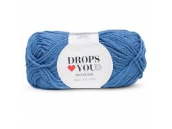 Acheter Drops loves you 8 - Coton - 07 blue jeans - 1,05€ en ligne sur La Petite Epicerie - Loisirs créatifs