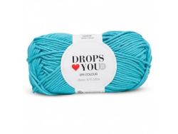 Acheter Drops loves you 8 - Coton - 11 vert opale - 1,05€ en ligne sur La Petite Epicerie - Loisirs créatifs