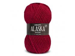 Acheter Laine Drops - Alaska 11 - rouge foncé - 2,30€ en ligne sur La Petite Epicerie - Loisirs créatifs