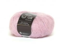 Acheter Laine Drops - Kid Silk - 04 vieux rose - 4,50€ en ligne sur La Petite Epicerie - Loisirs créatifs