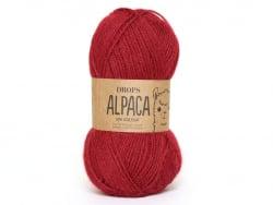 Acheter Laine Drops - Alpaca - 3900 tomate - 4,10€ en ligne sur La Petite Epicerie - Loisirs créatifs