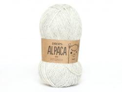 Acheter Laine Drops - Alpaca - 9020 gris perle clair - 4,10€ en ligne sur La Petite Epicerie - Loisirs créatifs