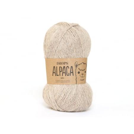 Acheter Laine Drops - Alpaca - 2020 nougat clair - 4,10€ en ligne sur La Petite Epicerie - Loisirs créatifs