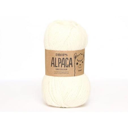 Acheter Laine Drops - Alpaca - 100 naturel - 4,10€ en ligne sur La Petite Epicerie - Loisirs créatifs