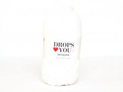 Acheter Drops loves you 7 - Coton - 01 blanc - 1,05€ en ligne sur La Petite Epicerie - Loisirs créatifs