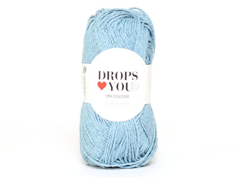 Acheter Drops loves you 9 - Coton - 116 bleu clair - 0,85€ en ligne sur La Petite Epicerie - Loisirs créatifs