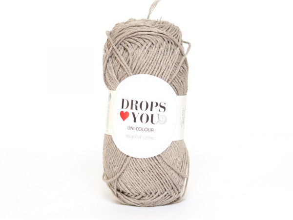 Acheter Drops loves you 9 - Coton - 105 sable - 0,85€ en ligne sur La Petite Epicerie - Loisirs créatifs