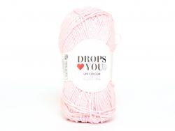 Acheter Drops loves you 9 - Coton - 110 rose clair - 0,85€ en ligne sur La Petite Epicerie - 100% Loisirs créatifs