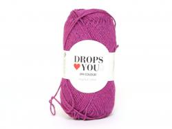 Acheter Drops loves you 9 - Coton - 112 pourpre - 0,85€ en ligne sur La Petite Epicerie - Loisirs créatifs