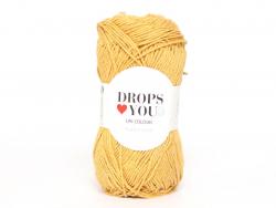 Acheter Drops loves you 9 - Coton - 107 moutarde - 0,85€ en ligne sur La Petite Epicerie - Loisirs créatifs