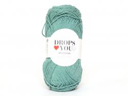 Acheter Drops loves you 9 - Coton - 119 vert agathe - 0,85€ en ligne sur La Petite Epicerie - Loisirs créatifs