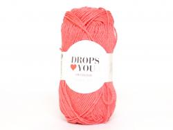 Acheter Drops loves you 9 - Coton - 108 corail - 0,85€ en ligne sur La Petite Epicerie - Loisirs créatifs