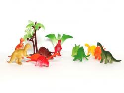 Acheter Tube de figurines Les dinosaures - Keycraft - 5,69€ en ligne sur La Petite Epicerie - 100% Loisirs créatifs