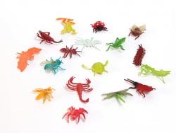 Acheter Tube de figurines Les insectes - Keycraft - 5,69€ en ligne sur La Petite Epicerie - Loisirs créatifs