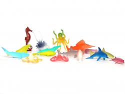 Acheter Tube de figurines - Les animaux des fonds marins - Keycraft - 5,69€ en ligne sur La Petite Epicerie - Loisirs créatifs