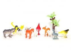 Acheter Tube de figurines Animaux de la ferme - Keycraft - 5,69€ en ligne sur La Petite Epicerie - 100% Loisirs créatifs