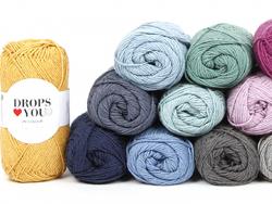 Acheter Drops loves you 9 - Coton - 111 améthyste - 0,85€ en ligne sur La Petite Epicerie - Loisirs créatifs