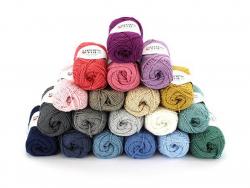 Acheter Drops loves you 7 - Coton - 02 noir - 1,05€ en ligne sur La Petite Epicerie - 100% Loisirs créatifs