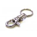 1 Porte-clefs mousqueton - accessoire loisirs créatifs